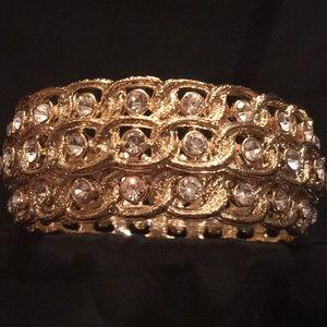 Scaasi bangle bracelet